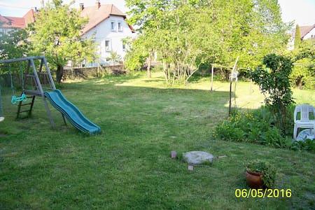 Maison de campagne au pied des Vosges - Soultz-Haut-Rhin