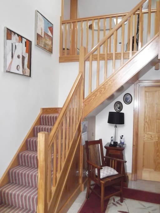 Woodview B & B Entrance Hall