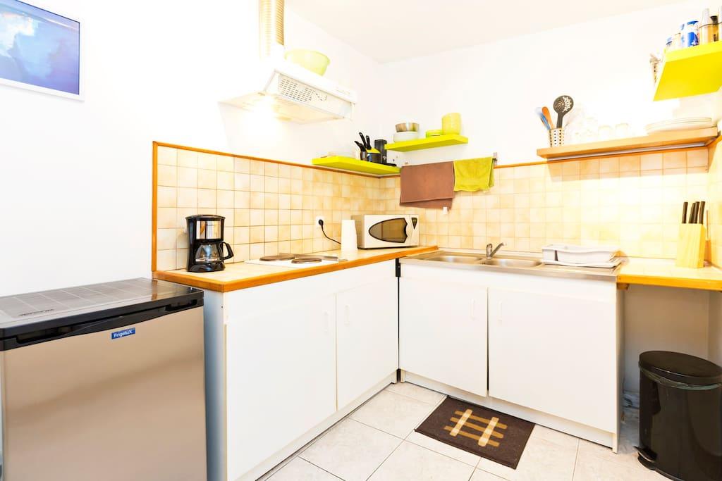 Nice apartment  in Uzes