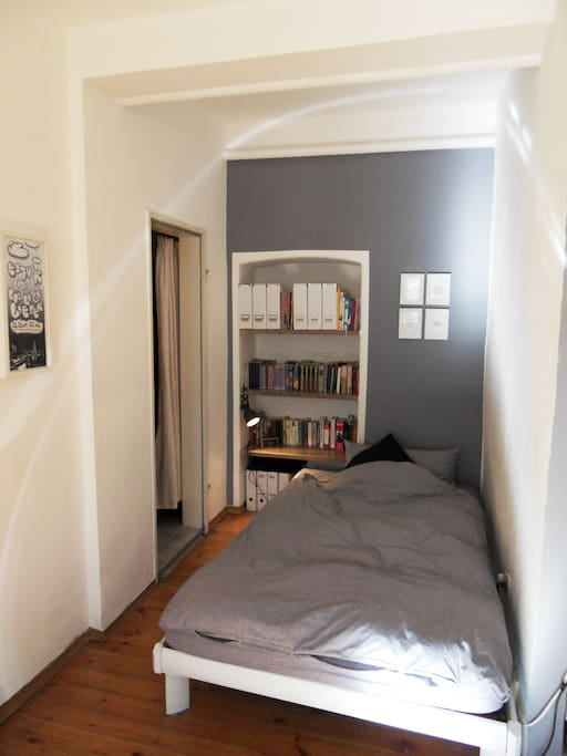 Single Apartment in Central Munich