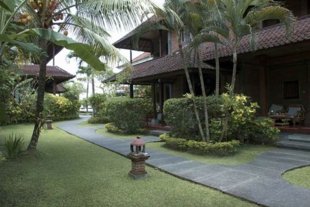 Sri Bungalow Standard Rm, Ubud