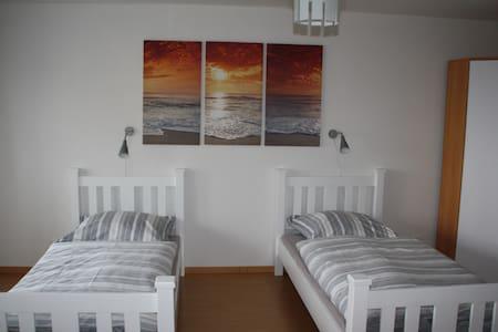 Monteur/Ferien Wohnung in Rastatt - Rastatt - Apartment