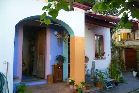 Villa Barnabò, Treggia (Ticino) - Capriasca
