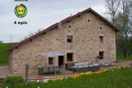 MAISON IDEAL POUR UNE GRAND FAMILLE - Xertigny - Dom