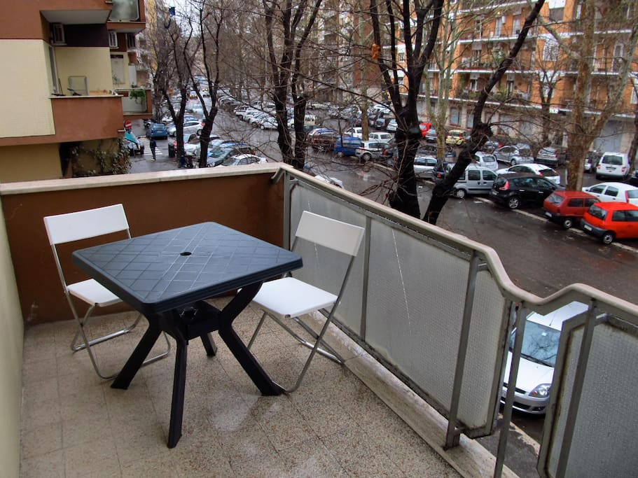 double room near trastevere station