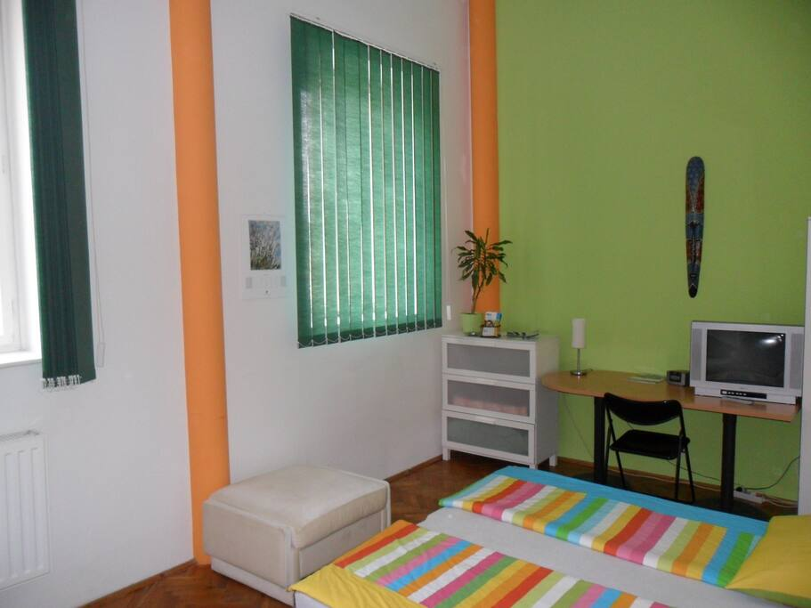 CENTRAL apartment Pecs