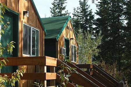 Denali Salmon Bake Standard Cabin - Casa de campo