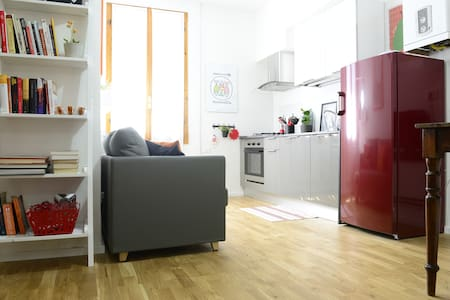 Comfortable accommodation in Pratello street - Bologna