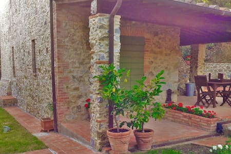 Splendida villa immersa nel verde - Villa