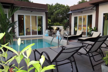 Harmonie-1  1bedroom aprt pool - Rawai