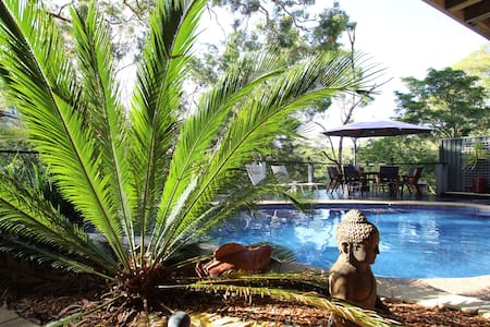 Beautiful Bushland Retreat Sydney  - Daire
