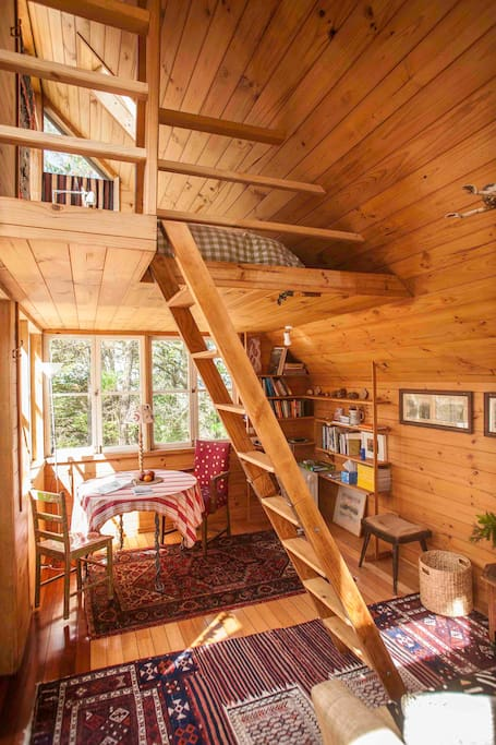 Treehouse in the Blue Mountains