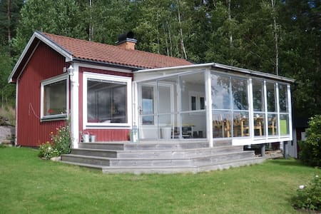 Rätseberget: lake views in the heart of Småland! - Cottage