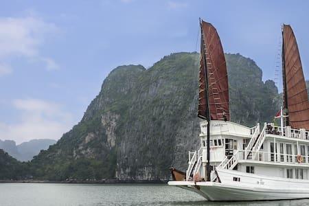 2-Day Cruise with V'Spirit Cruises