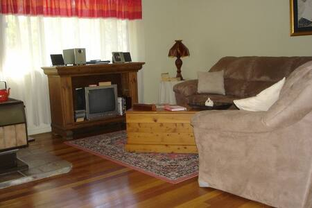 Calurla at Nimbin 1 bedroom cottage - Haus