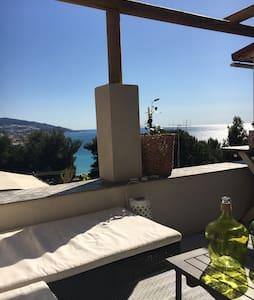 Bussana Sanremo Sea View Charming - Wohnung