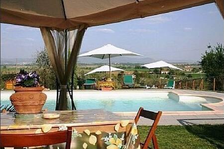 One room flat with swimming pool - Huoneisto