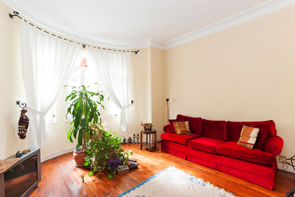 home # 10 CHARMING CİHANGİR FLAT
