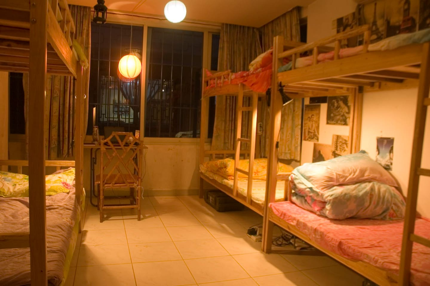 6-bunk room with awesome sea view