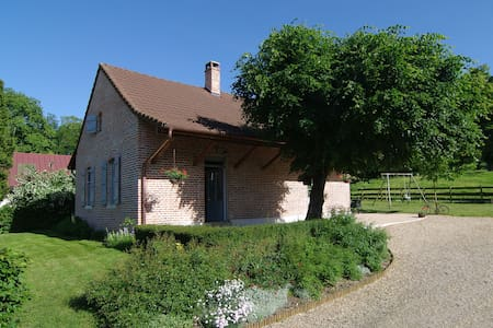 Charming vacation house in Burgundy - Dům
