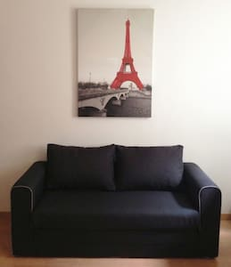 Cozy studio near Louvre Museum - Paris - Apartment