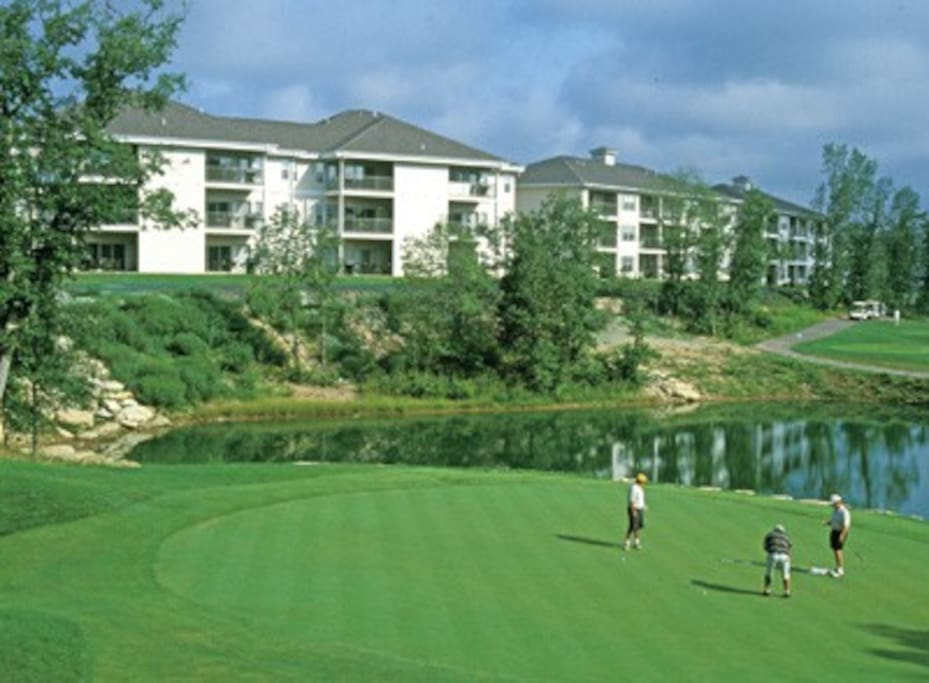 1-Bedroom Timeshare in Branson MO