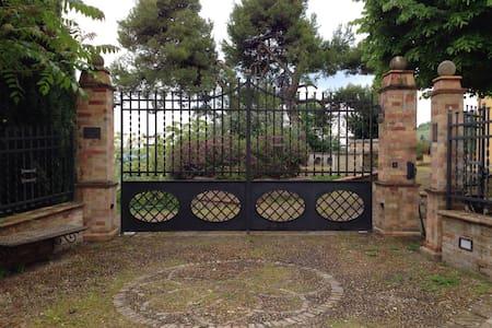 """Villa """"Il fascino""""  villa del 1800 - Colbordolo, Pesaro"""