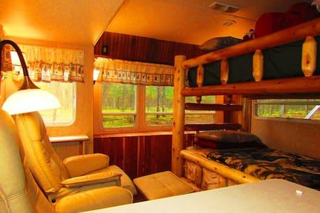 The Franklin Cabin RV at Best Bear - Irons - Autocaravana