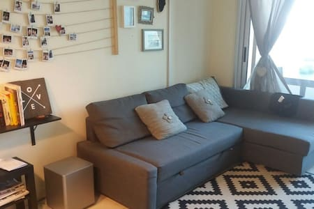 Bright Apartment - Dubai - Apartment