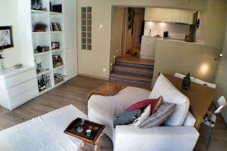 Cozy apartment right in the centre - Sitges