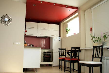 Cozy stuudio in center of Tallinn! - Tallinn - Appartement