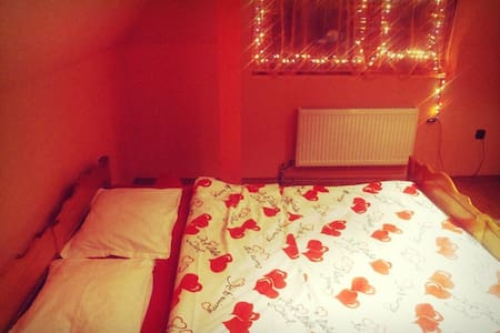 Clean room with great location. - Hus