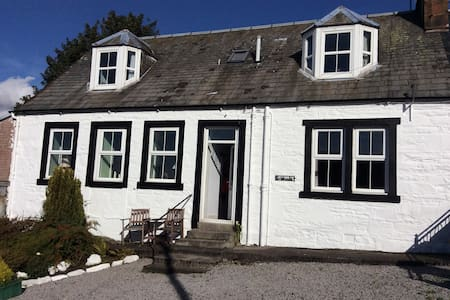 Cottage in Galloway, Scotland - New Galloway - Huis