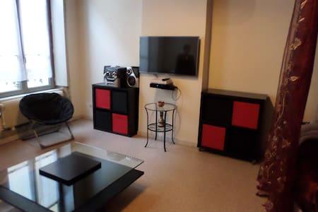 Studio quartier Vieux-Lyon