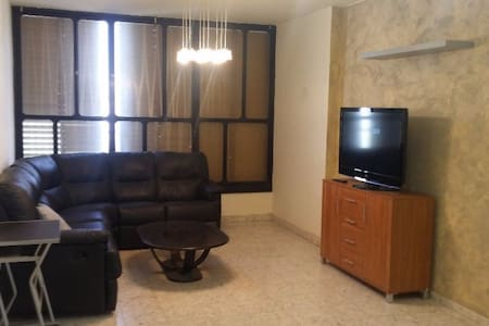 Lovely apartment at the center of town - Rehovot