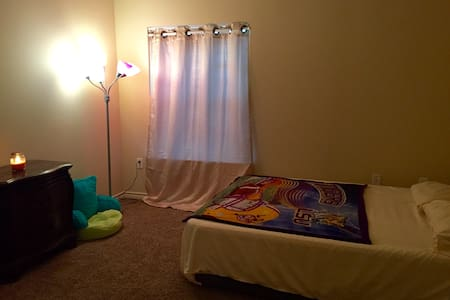 Private Room: Addis, LA (near Baton Rouge & LSU) - Appartement