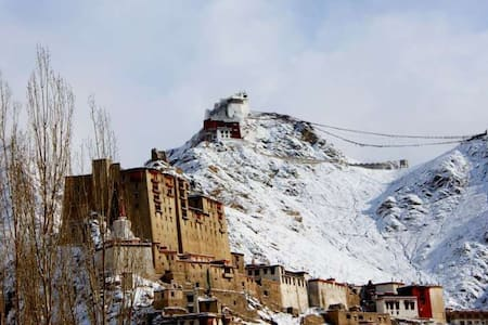 Travellers House, Leh. INDIA - Leh - Bed & Breakfast