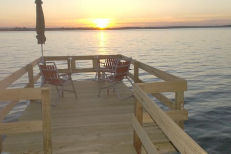 Rustic 1 BR Cabin on Lake Champlain - Chatka