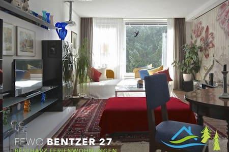 Luxus Bentzer 27 **** - Wohnung