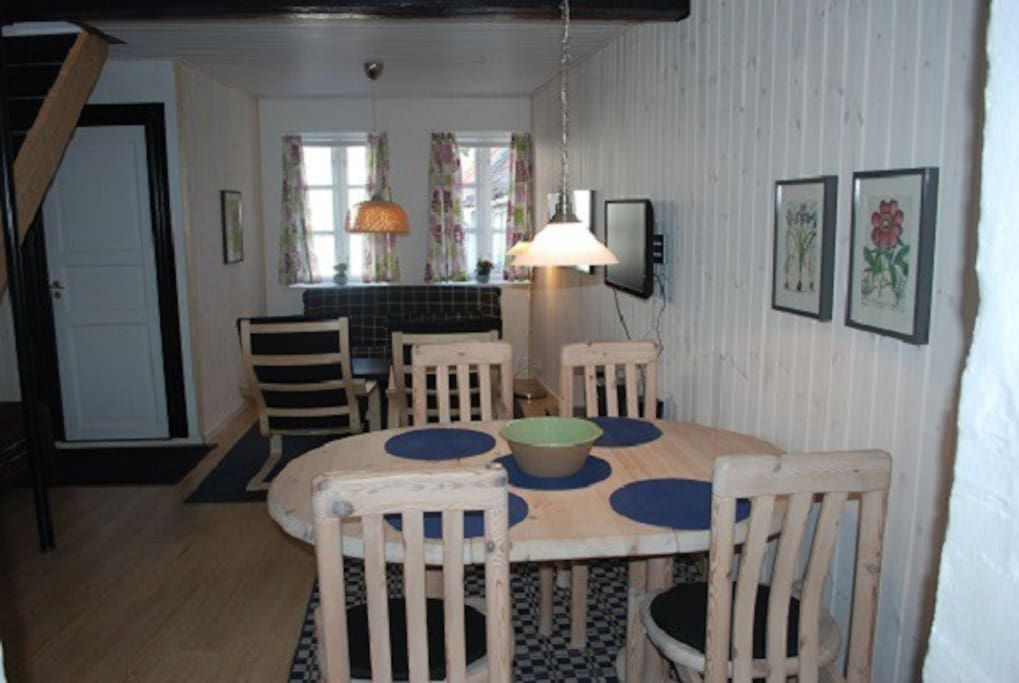 Dejligt Byhus i Sønderborg C 4 pers