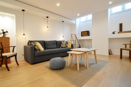 Ground floor COSY and CENTRAL - Saint-Gilles - Apartment