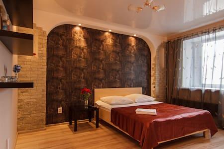 Уютная квартира для двоих возле ТПУ - Appartement