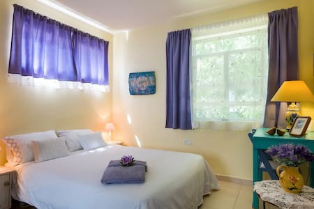 Cozy suite in a paradise garden - Binyamina-Giv'at Ada