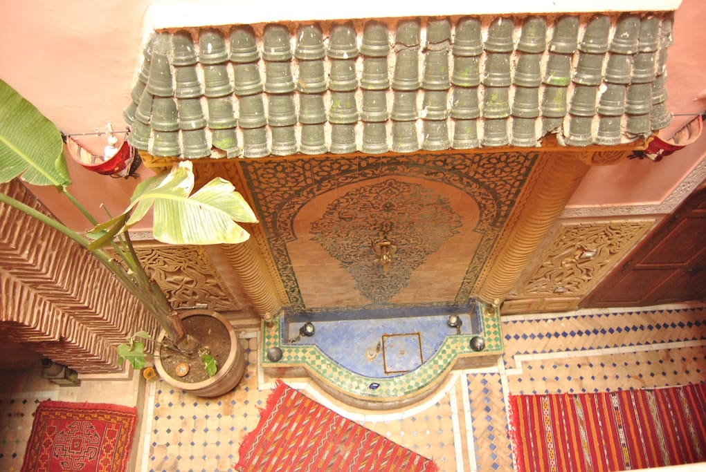 A Fantastic Riad in the Medina !