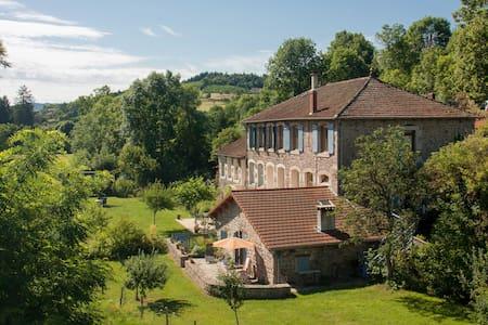 luxe spacious apartment,Ardèche - N - Leilighet