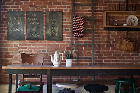 Design-Focused Corktown Inn - Detroit - Flat