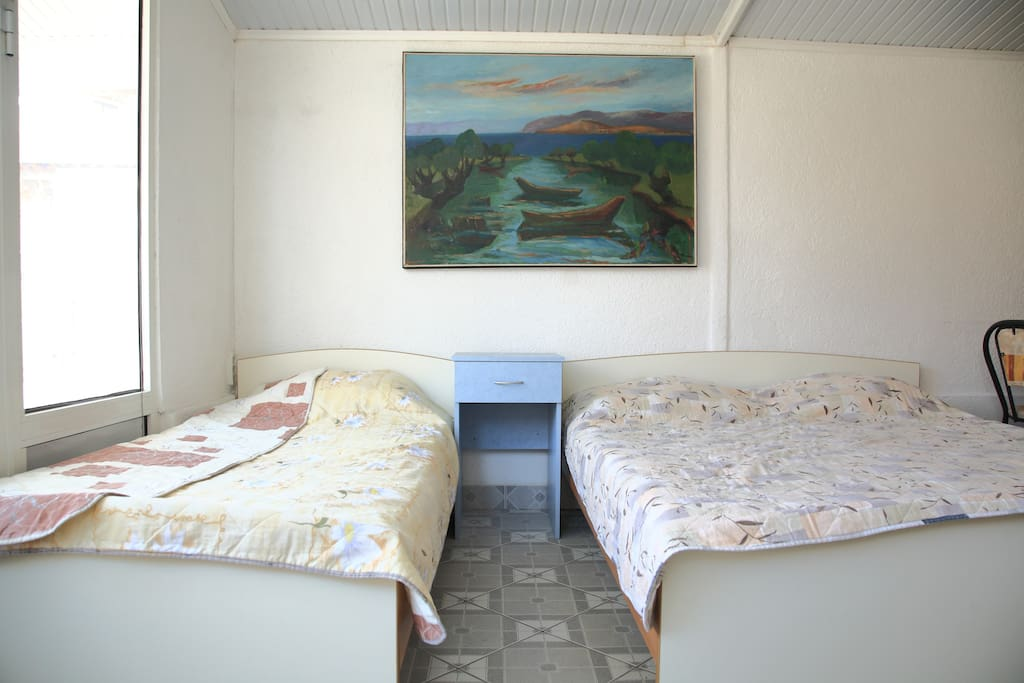 Accomodation in Ohrid