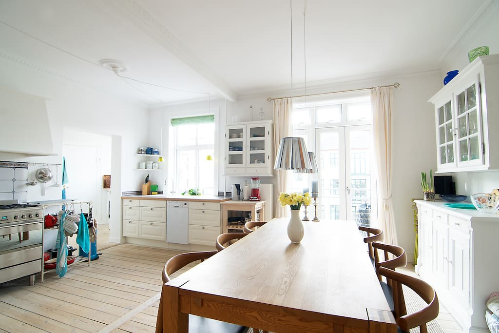 Cosy and luxury in Frederiksberg