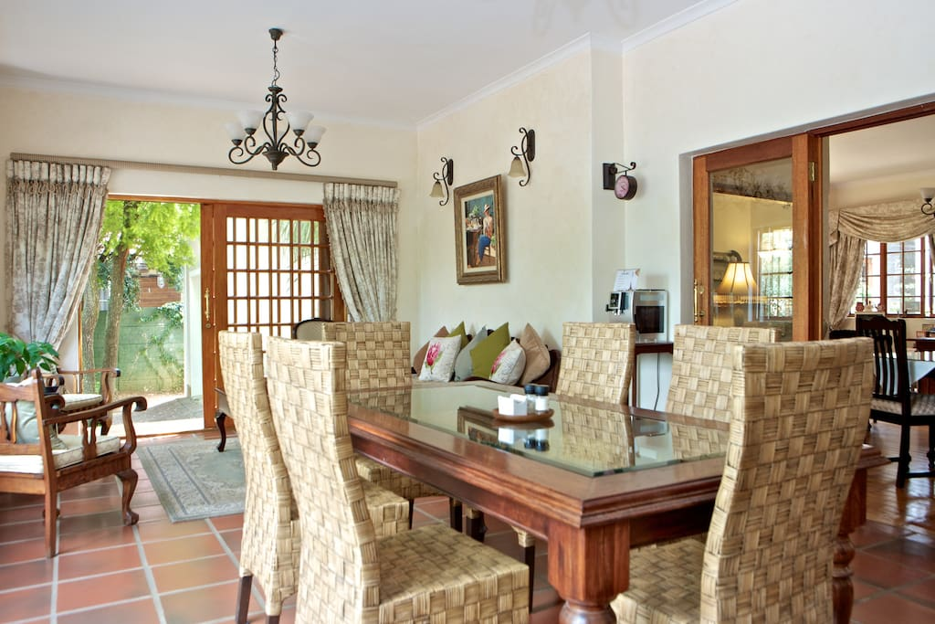 Executive Guesthouse near Airport