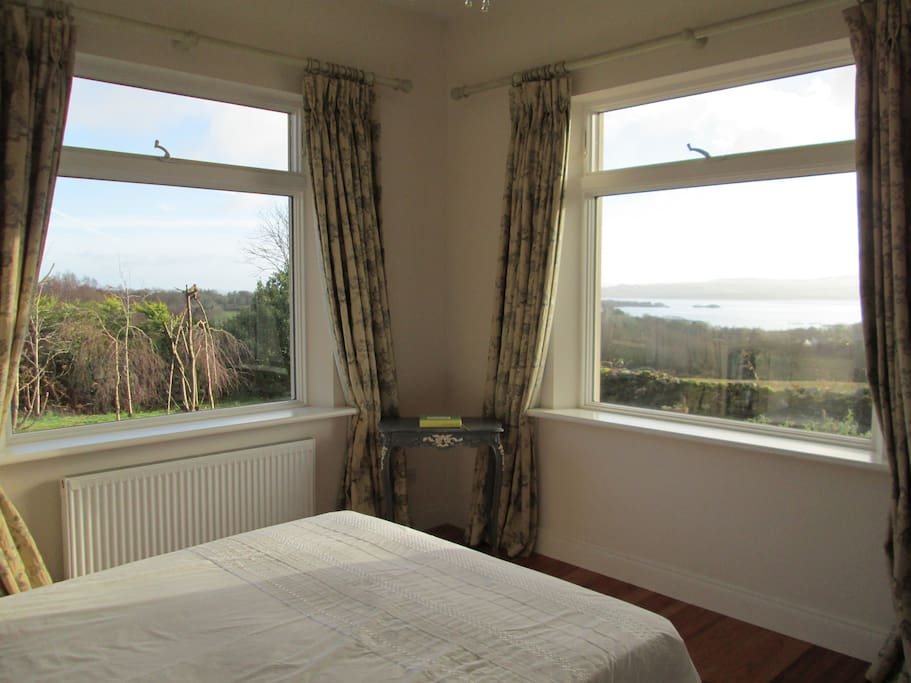 Double room with great views
